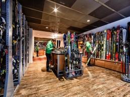 Gisler Sport Ski Shop Tschuggen Grand Hotel