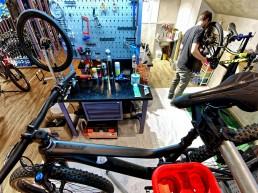 Bike Werkstatt Arosa Service und Reperaturen