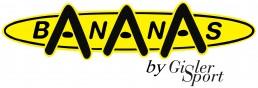 Logo Banans by Gisler Sport Ski und Snowboard Center