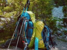 Wanderausrüstung in Arosa mieten